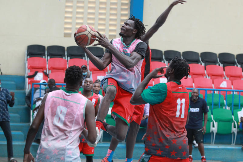 Kenya Morans eye good show in second round