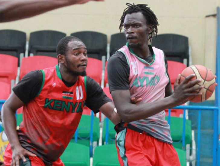 Kenya Morans gear up for AfroBasket Qualifiers