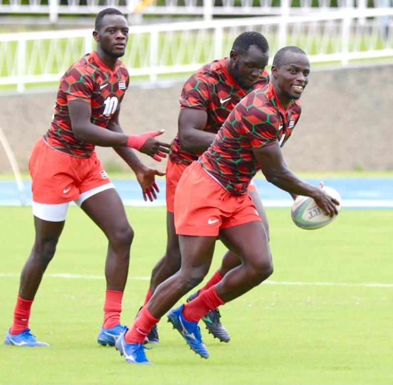Kenya to play Germany in Edmonton 7s Quarterfinals