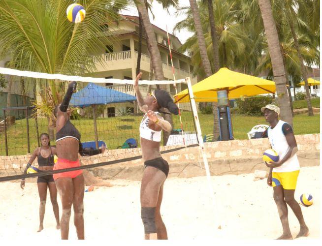 Kenya Women Beach Volleyball team qualifies for Olympics