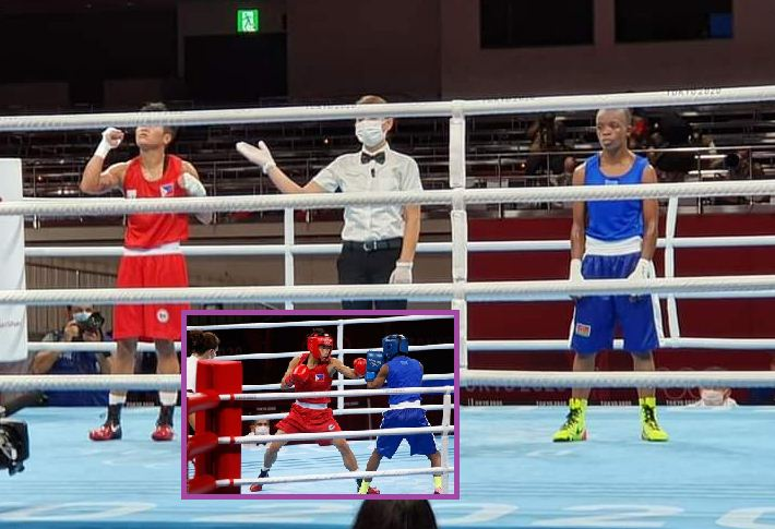 Kenyan boxer Christine Ongare eliminated from Tokyo Olympics