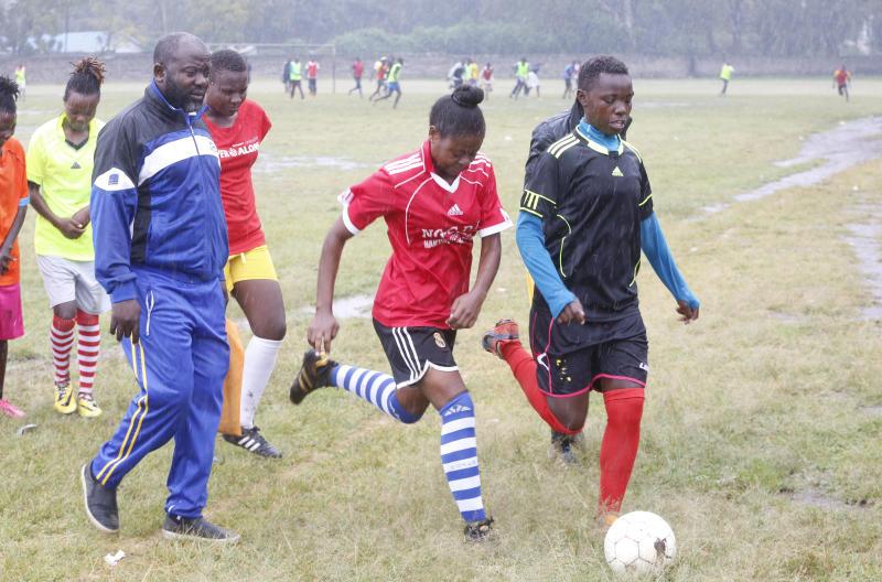 Kenyan Women Premier League: Nakuru Queens players ready to step up