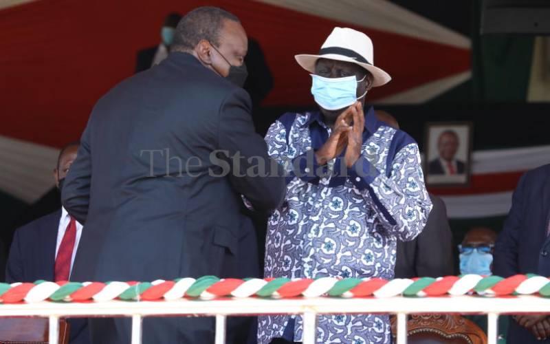 Kiambaa election must worry Raila more than Uhuru