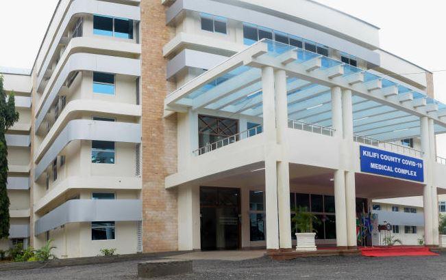 Kingi: Tender for hospital was open, above board