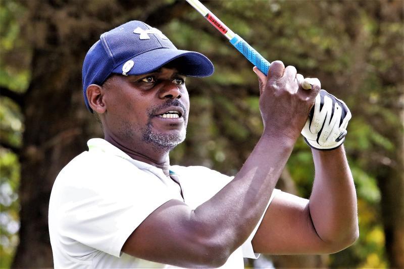 Kirimi wins during Britam series in Nyeri