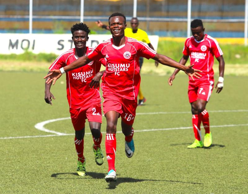 Kisumu Hot Stars edge Migori Youth to solidify promotion push