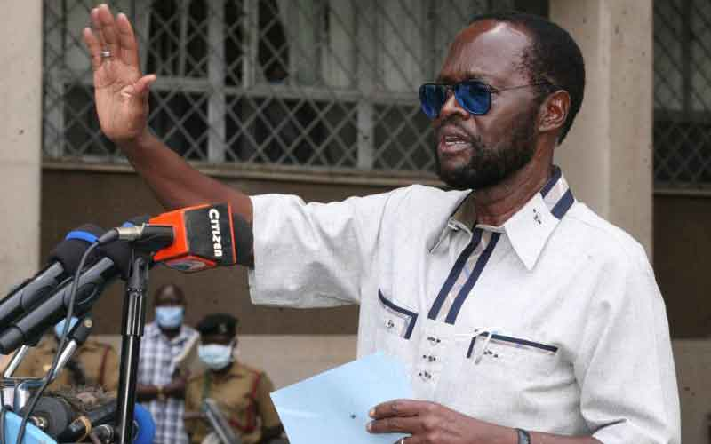 Kisumu medics defy return-to-work order