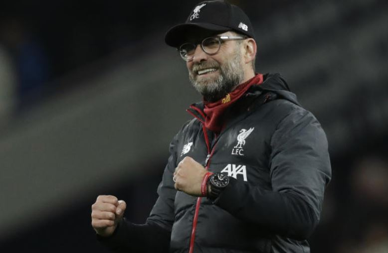Klopp hails Liverpool's character after season-ending win