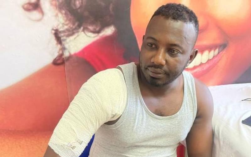 Lamu Senator Anwar Loitiptip to spend night in police custody