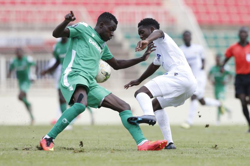 Late Napsa penalty knocks Gor Mahia out of Caf Confederation Cup