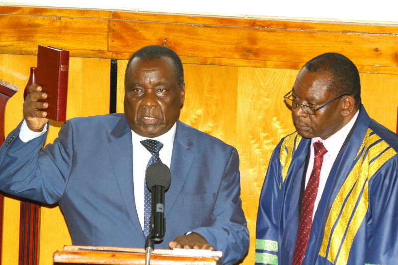 Leadership battle starts after removal of Kisii County Assembly Speaker