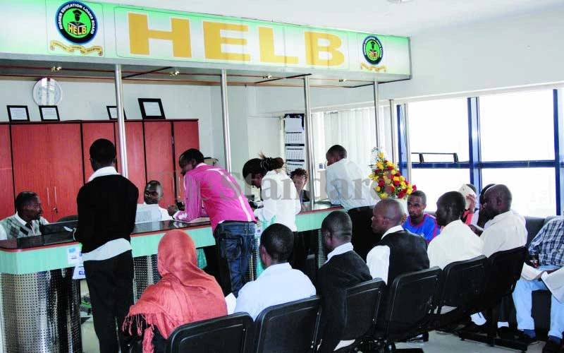 Let's pay HELB loans to give others a chance at getting university education