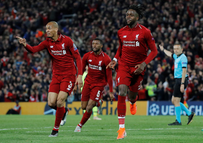 Liverpool begin march to glory