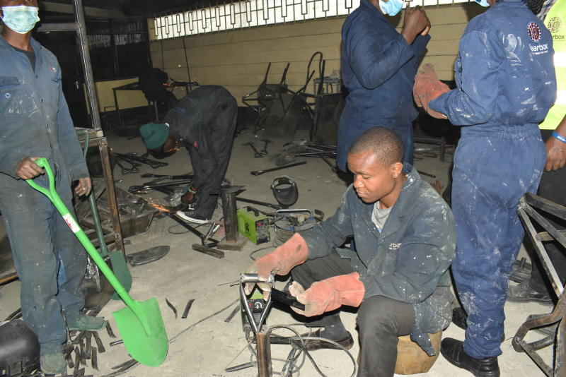 Local technology hubs coach Jua Kali innovators to become industrialists