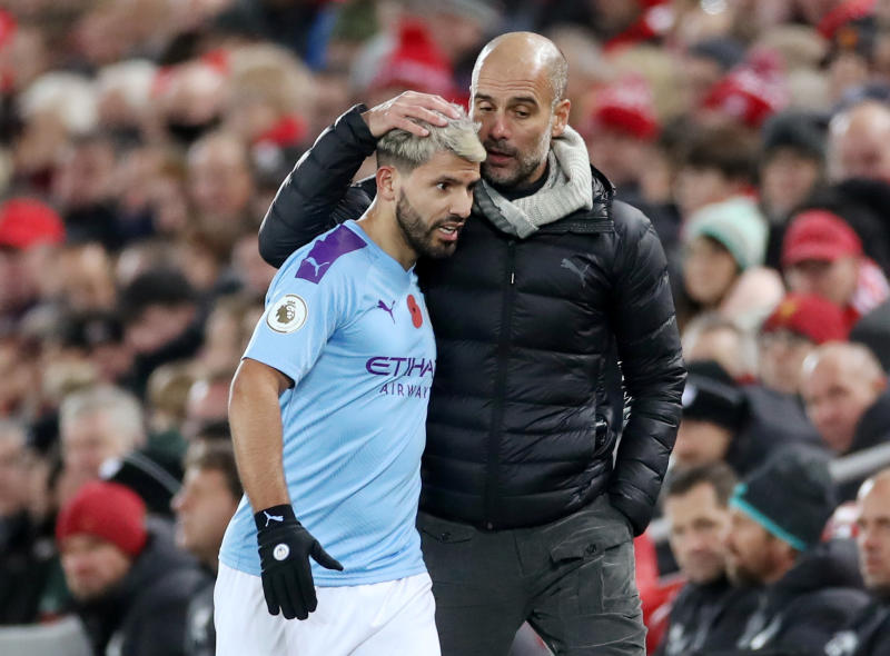 Man City could offer Aguero new contract to extend Etihad stay despite injury