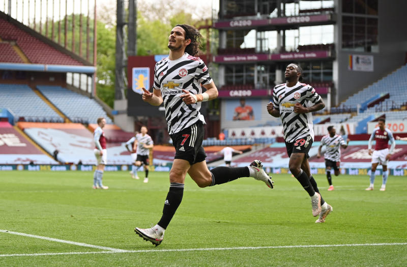 Man United fight back in 3-1 win at Aston Villa
