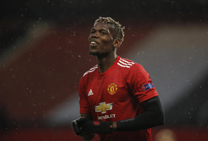 Man United to open talks over huge new Paul Pogba deal