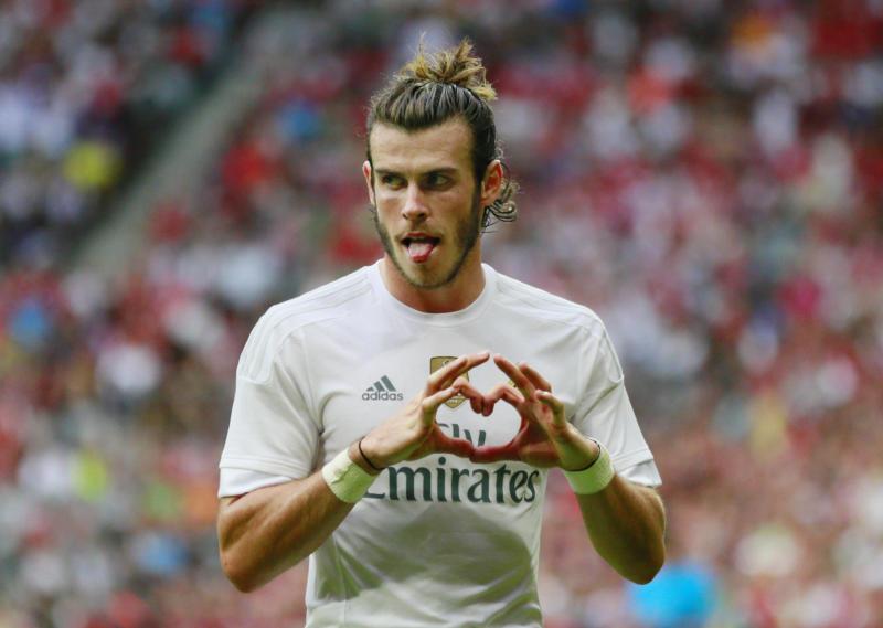 Man United to target Bale if Sancho transfer bid fails