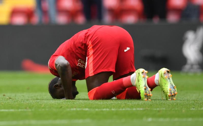 Mane double secures Champions League spot for Liverpool