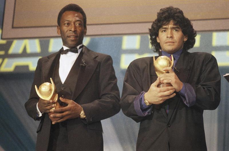 Maradona vs Pele: Who's the greatest of them all?