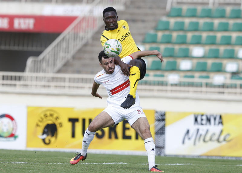 Matano says it's not over for Tusker