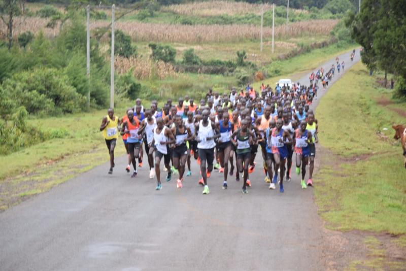 Mateiko, Chirchir win Eldama Ravine marathon