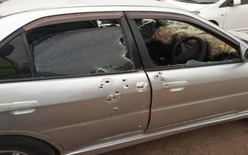 Missing officer, 2,040 bullets put police in a spot