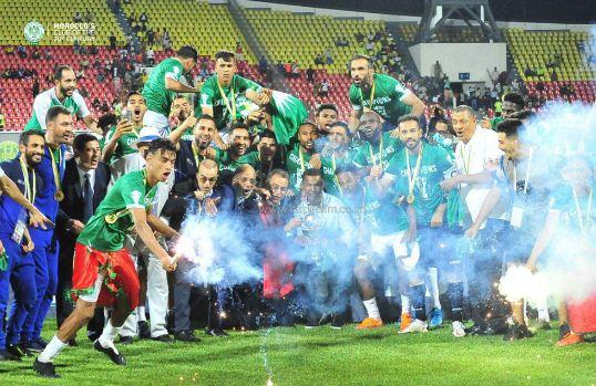 Morocco Raja Club Athletic beat Algerian side JS Kabilye to win CAF Confederation Cup