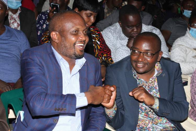 Moses Kuria the man to watch, but will his 2022 scheme work?