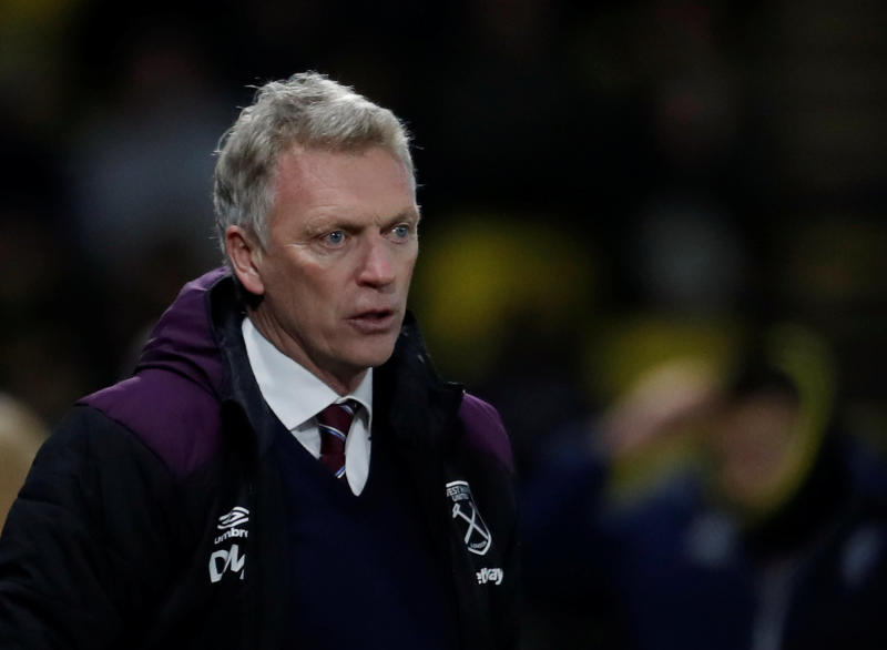Moyes: West Ham don't need Champions League berth to keep top players