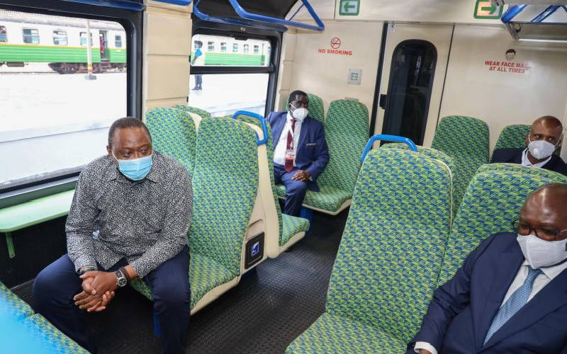 Nairobi to get six more commuter trains this month