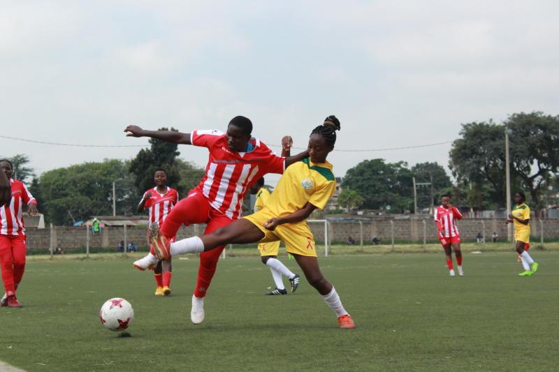 Nakuru Queens to face Vickers Queens in semifinals of FKF Women Premier League