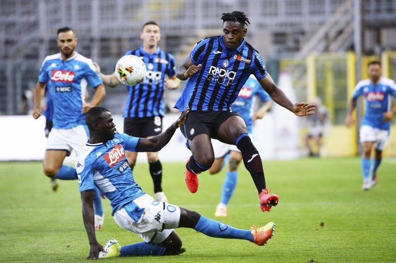 Napoli chief offers Kalidou Koulibaly transfer update amid Premier League interest
