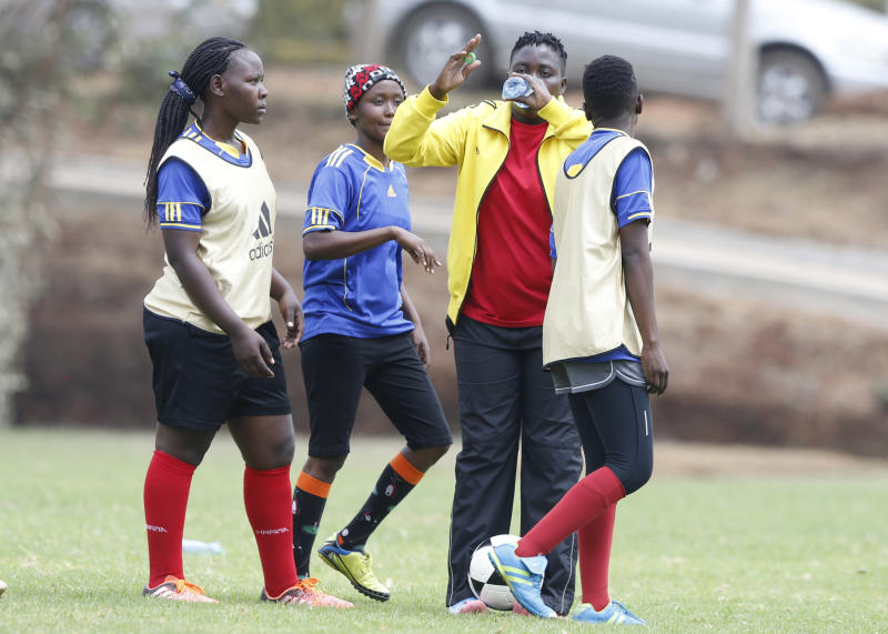 National team inspired by Starlets' successes