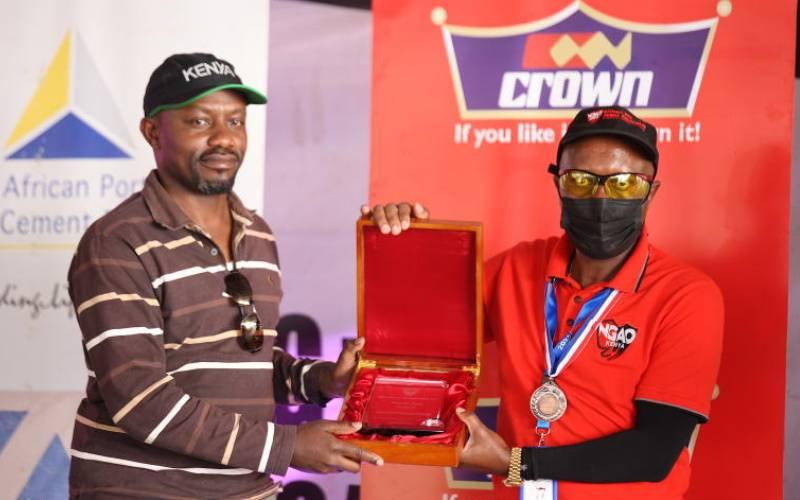 Ndungu beats Master Omar at IDPA Championships