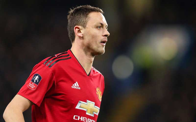 Nemanja Matic agrees contract extension at Manchester United