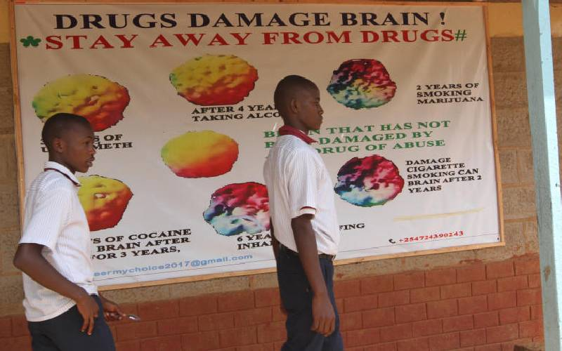 New guidelines set to boost schools in war on drug abuse among students