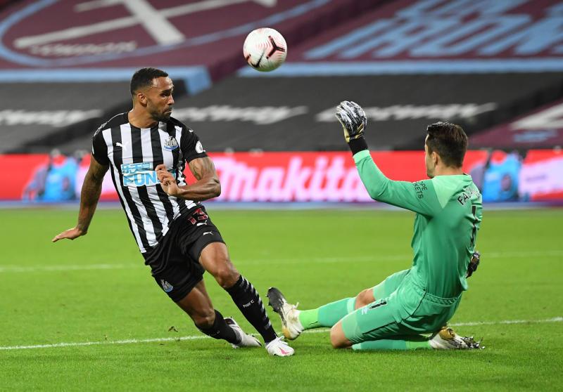 New signing Callum Wilson scores as Newcastle beat West Ham