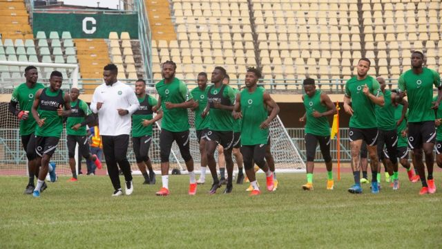 Nigeria latest to qualify for Cup of Nations finals after 1-0 win over Benin
