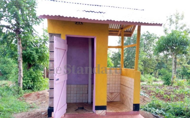 Nyeri has most toilets in Kenya, Turkana the least