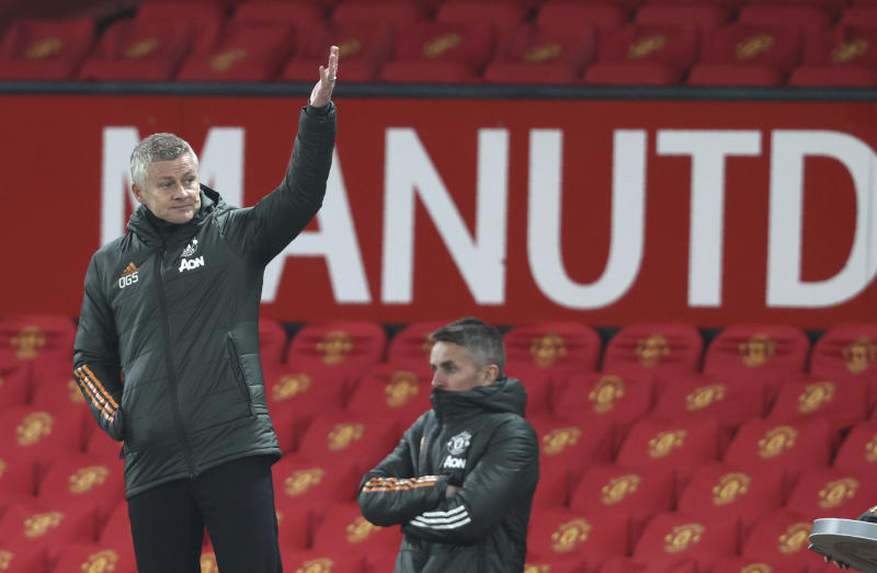 Ole Gunnar Solskjaer extends contract with Manchester United until 2024