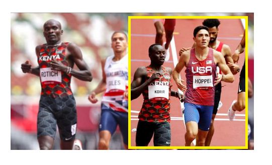 Olympics: Rotich and Korir reach 800m final as Saruni misses out