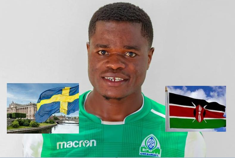 Omalla keen to help Gor win the league after returning home from Sweden