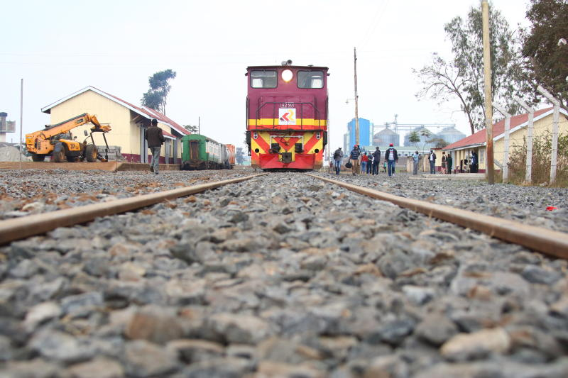 On railway transport, Kenya is certainly on the right track