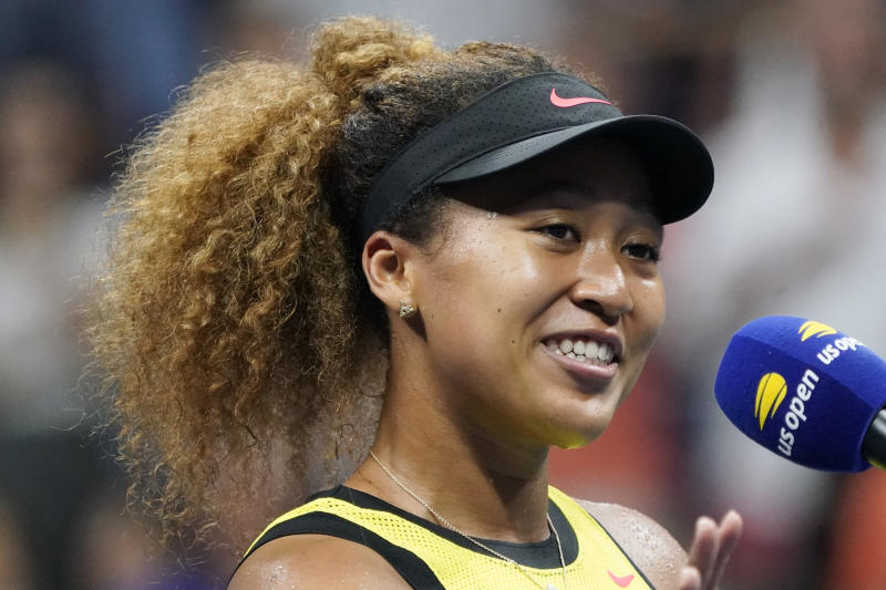 Osaka earns support after announcing break from sport