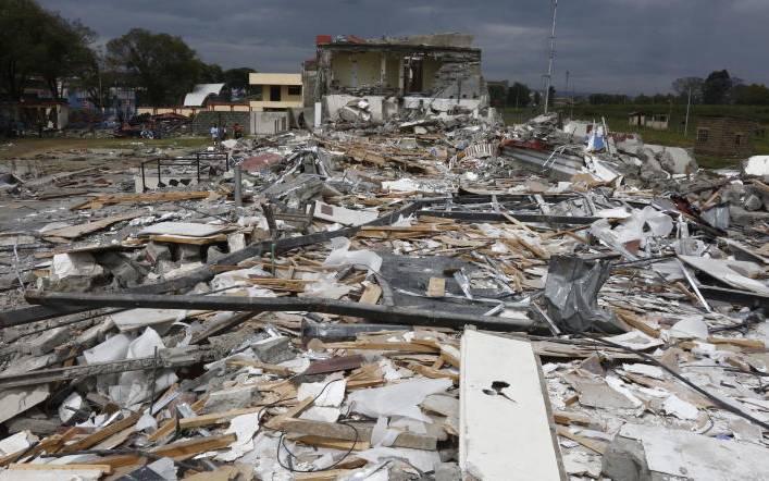 Pain, anguish as Nakuru businessmen wake up to trail of destruction [Photos]