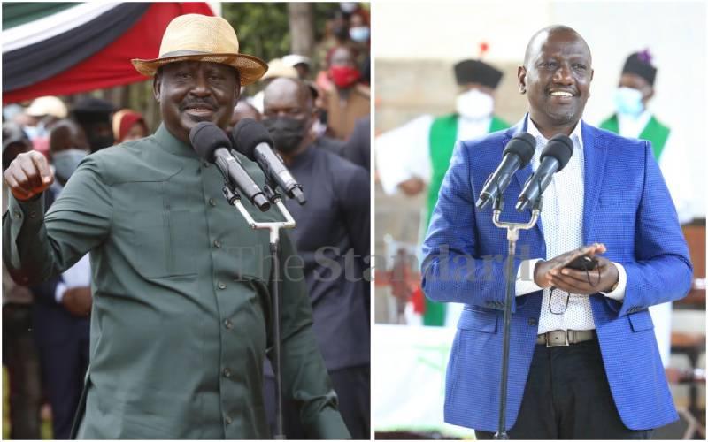 Ruto, Raila reap big from seasons of defections