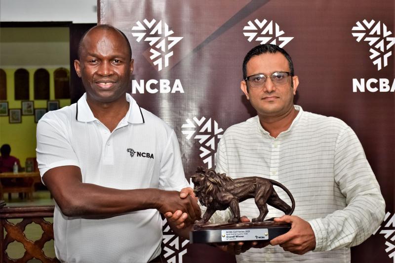Patel stars at Nyali NCBA meet