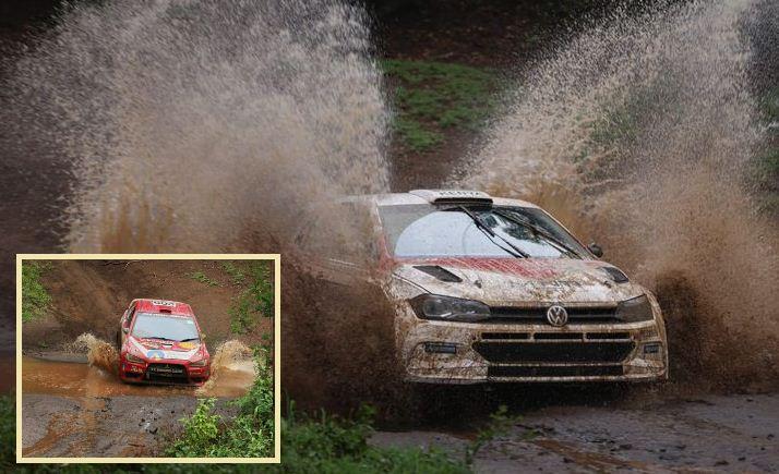 PHOTOS: Equator Rally a muddy affair