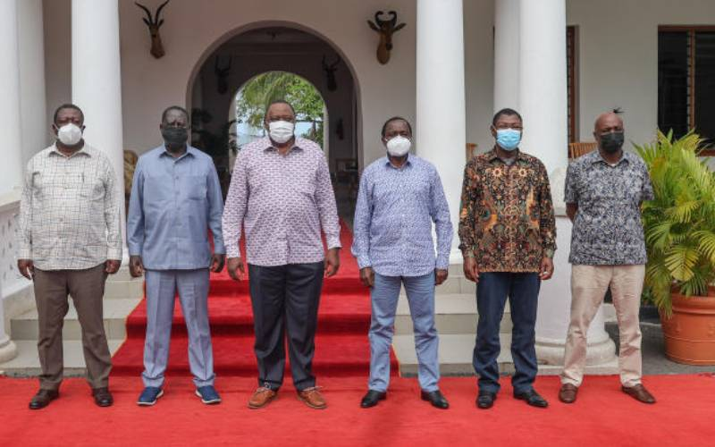 Plans for Uhuru succession: Why the opposition is no longer at ease
